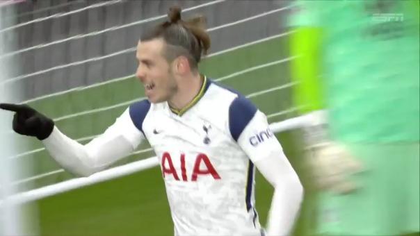 Goles de Gareth Bale.