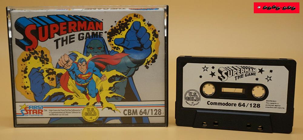 También para los datos y juegos. La versatilidad del casete también significó que pueda ser usado para almacenar datos. Sí, muchos juegos se llegaron a vender en casete, especialmente en la época de la Commodore 64.