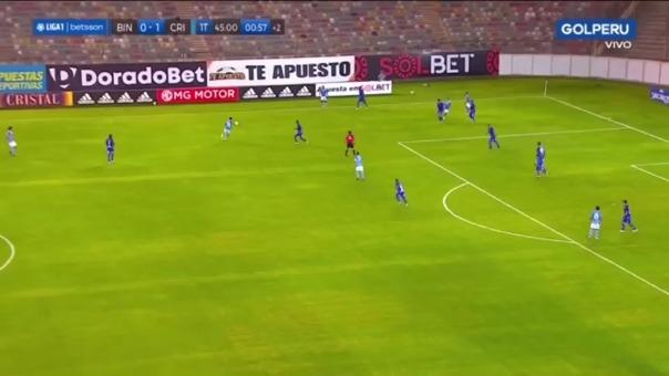 Martín Távara puso el 2-0 ante Binacional