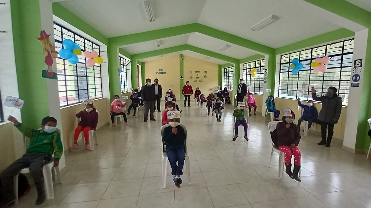 Más de 500 mil estudiantes iniciaron clases en la región La Libertad.