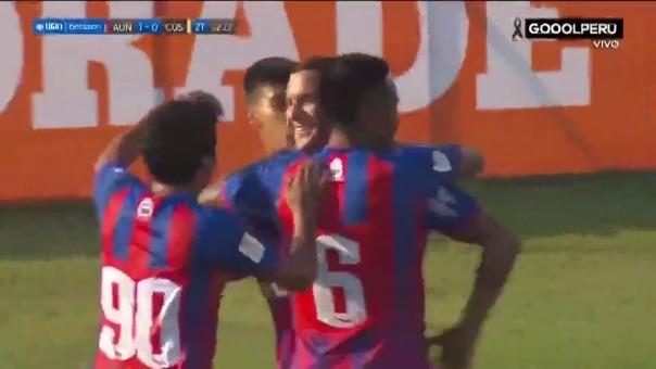 Así fue el gol de Carlos Neumann para la victoria de Alianza Universidad ante Cusco FC