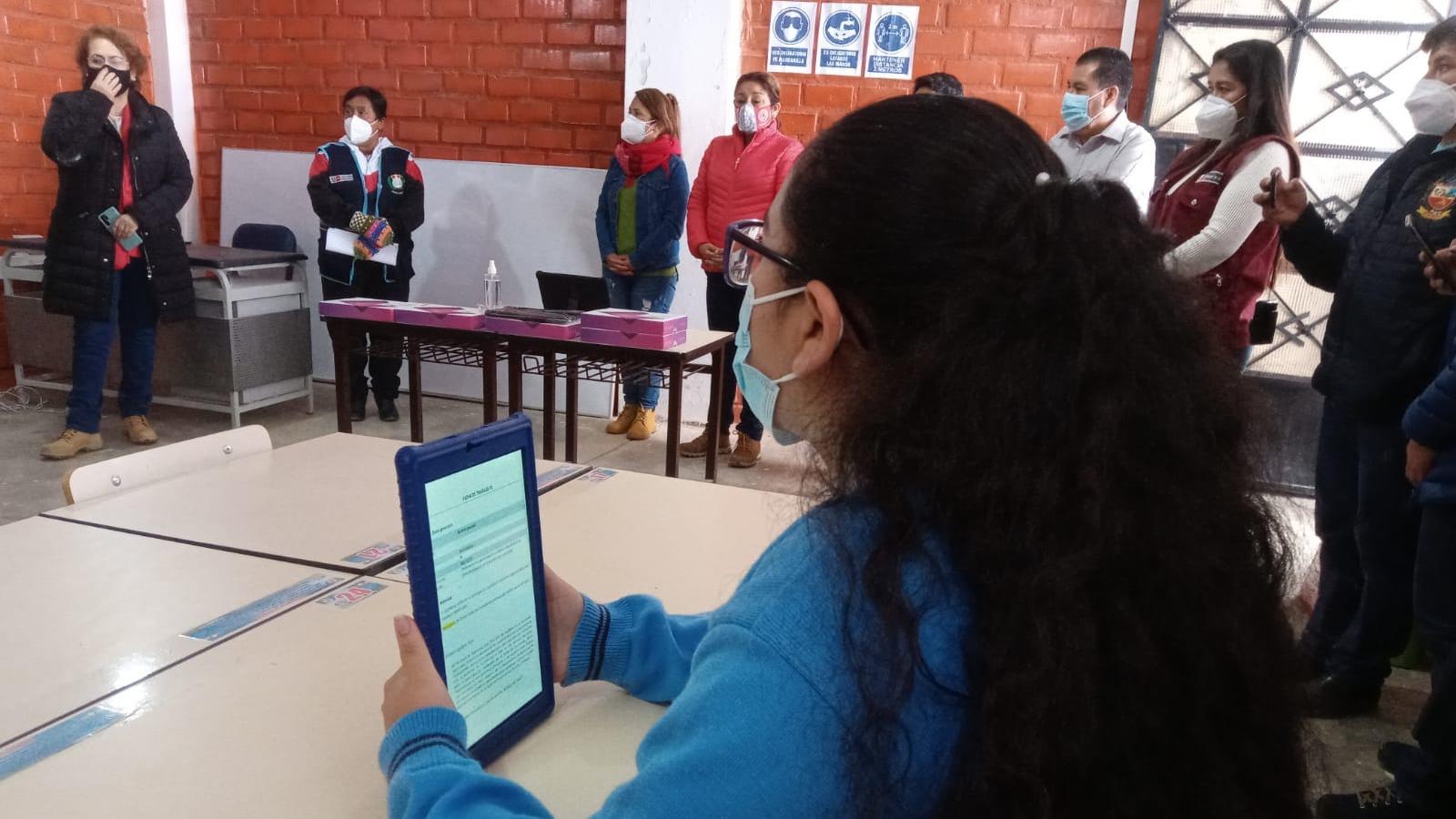 20 mil estudiantes no tienen acceso a conectividad en Áncash.