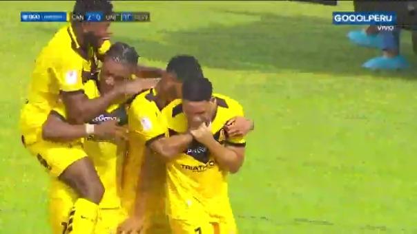 Arón Sánchez convirtió el 2-0 de Cantolao