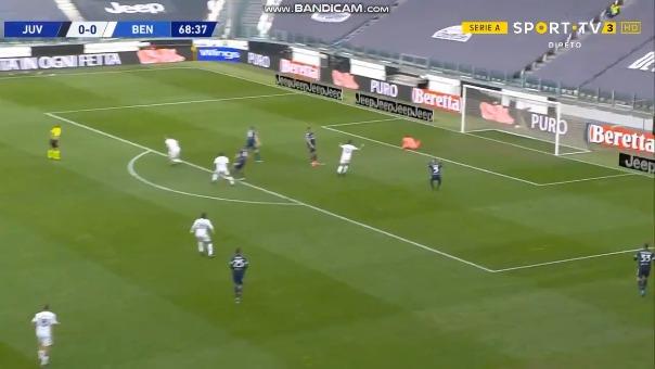 Gol de Benevento