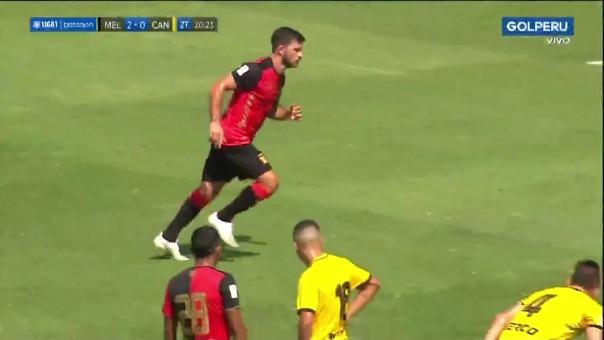 Melgar vs. Cantolao: así fue el gol de Bernardo Cuesta