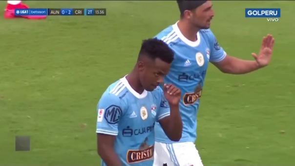 Sporting Cristal 2-0 Alianza Universidad: así fue el gol de Nilson Loyola