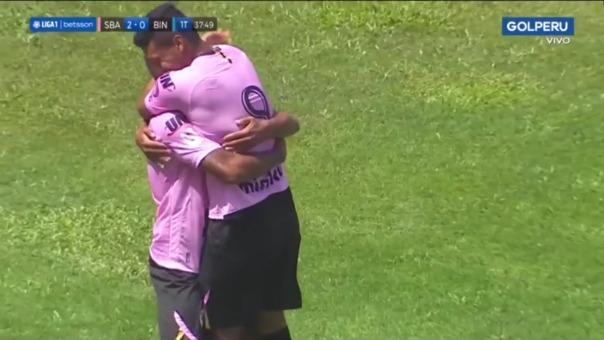 Sport Boys vs. Binacional: así fue el gol de Joao Villamarín