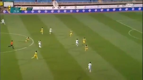 Christian Cueva dio pase gol