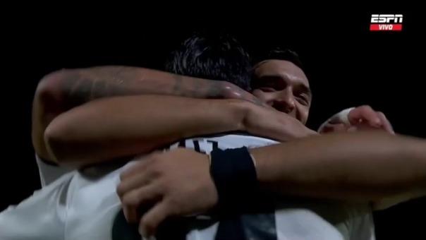 Libertad 1-0 Atlético Nacional: así fue el gol de Cristian Baez