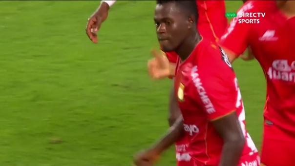 Sport Huancayo 3-0 UTC: así fue el gol de Jarlin Quintero