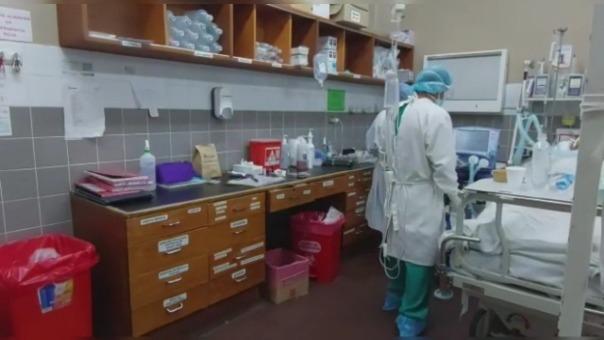 La falta de personal especializado en Cusco evita que instalen más camas UCI en hospitales de EsSalud.