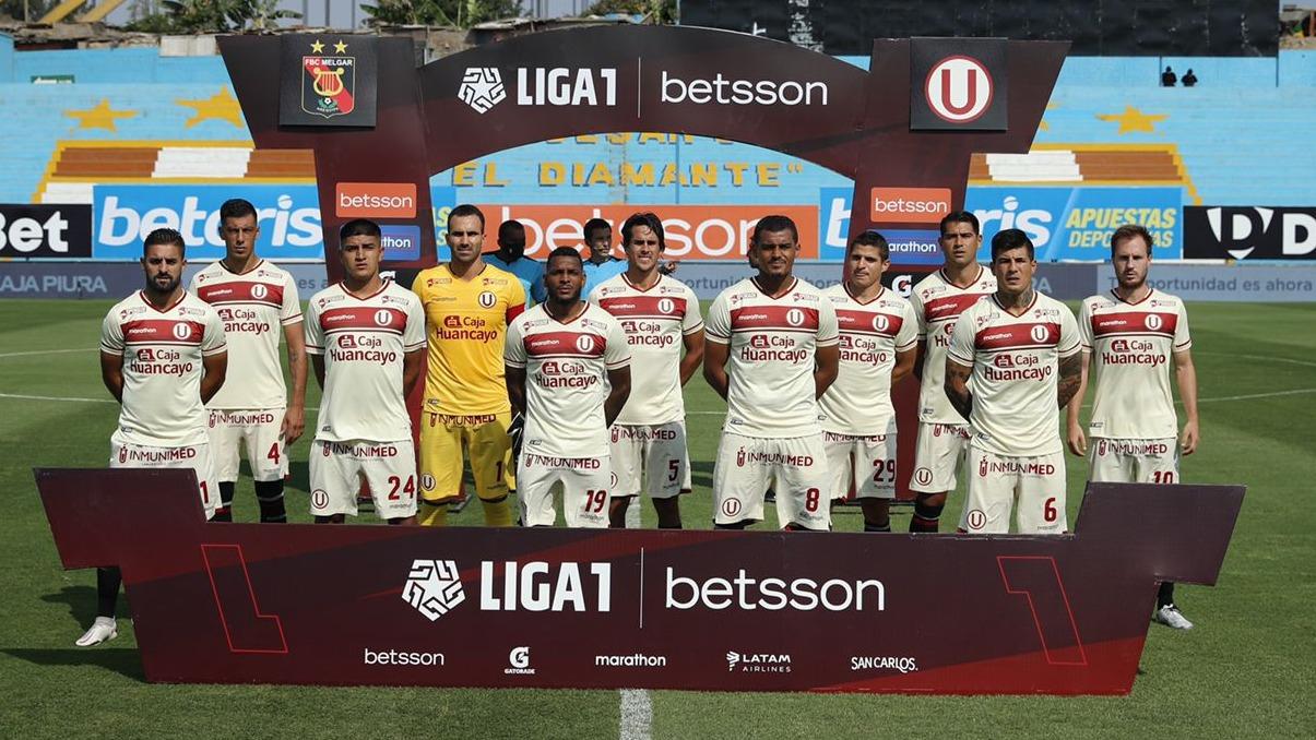 Universitario fue subcampeón de la Libertadores en 1972
