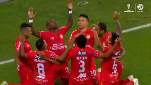 Sport Huancayo clasificó a la fase de grupos de la Sudamericana