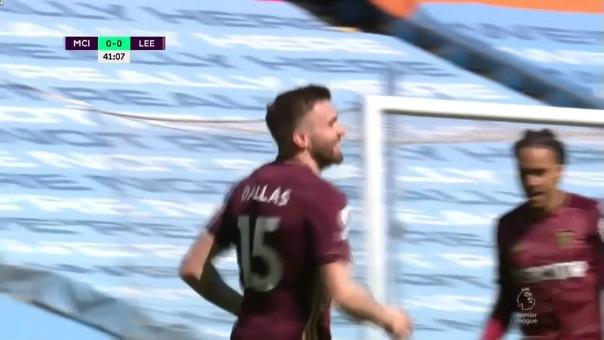 Triunfazo de Leeds United 2-1 ante Manchester City