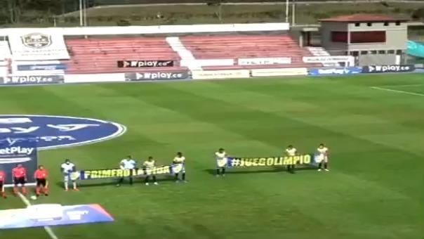 Águilas Doradas se presentó con 7 jugadores al duelo contra Boyacá Chicó en Colombia