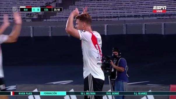 Los goles de River Plate