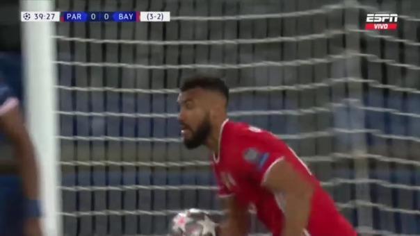 PSG 0-1 Bayern Munich: así fue el gol de Maxim Choupo-Moting