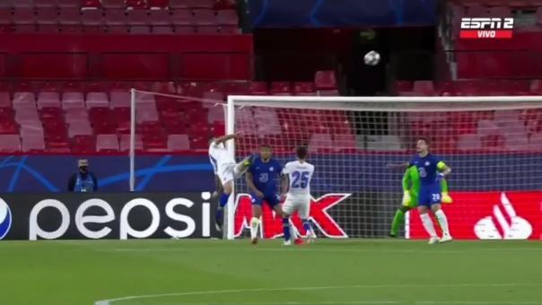 Golazo de Mehdi Taremi ante Chelsea