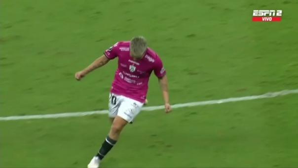 Independiente del Valle 2-1 Gremio: así fue el segundo golazo de Ortiz