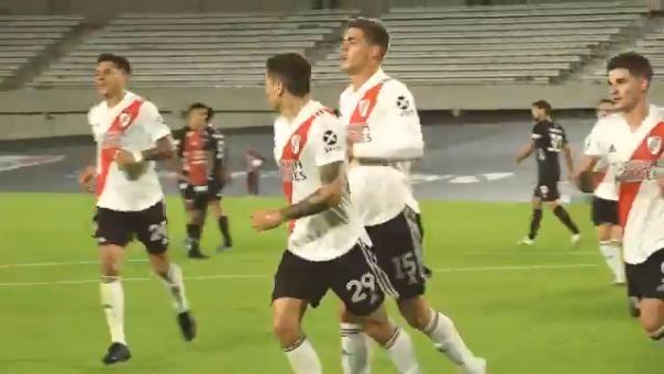 River venció a Colón en la fecha pasada de la Copa de la Liga
