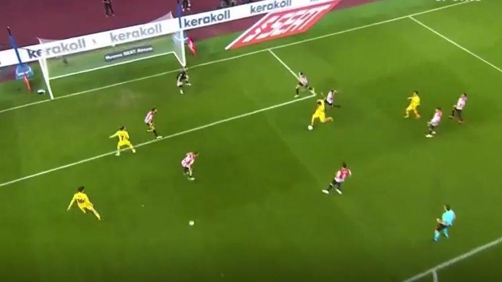 Así fue el golazo de Lionel Messi en la final de la Copa del Rey.