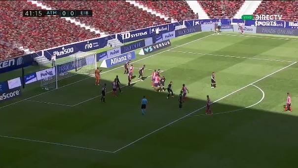 Primer gol de Ángel Correa