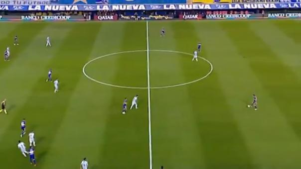 Carlos Tévez es la gran figura de Boca Juniors