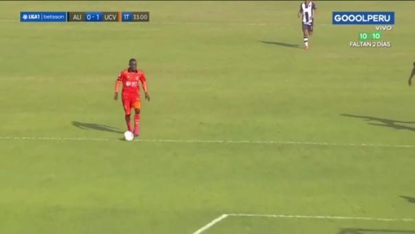 César Vallejo 1-0 Alianza Lima: así fue el gol de Yorleys Mena