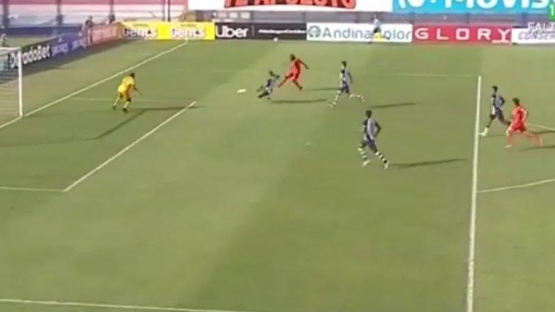 Así fue el gol de Yorleys Mena en el Alianza Lima vs. César Vallejo.