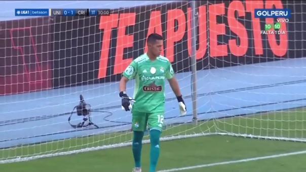 Universitario vs Sporting Cristal: tremenda reacción de Solís