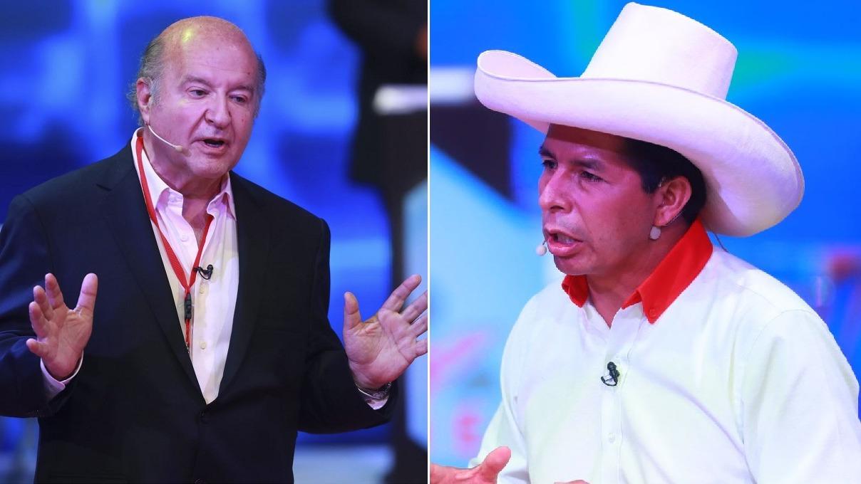 Pedro Castillo confirmó que conversó con Hernando de Soto.