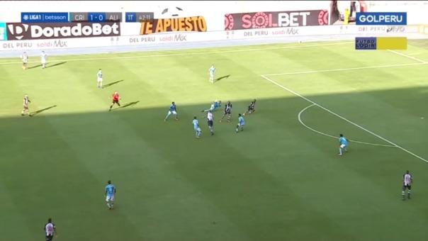Así fue el gol de Wilmer Aguirre