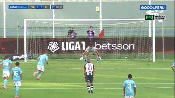 Así fue el segundo gol de Alejandro Hohberg