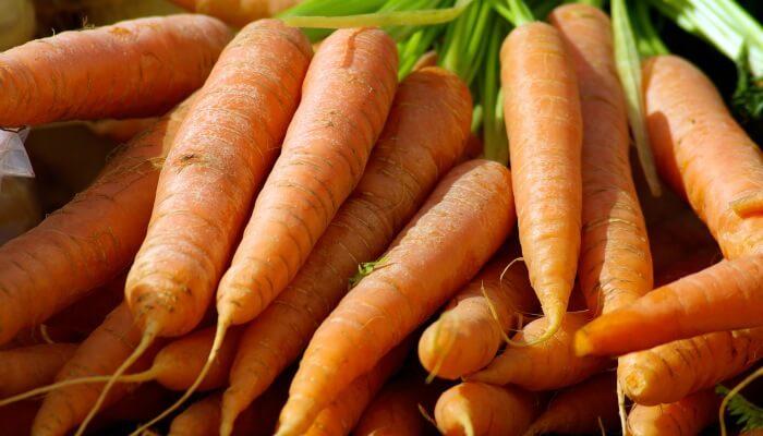 Las hortalizas frescas que tuvieron un mayo ringreso al mercado mayorista, por lo que los precios bajaron: La arveja verdetuvo un precio 40.6% menor, la espinaca un 11.6% menor, y la zanahoria 10.1% menor.
