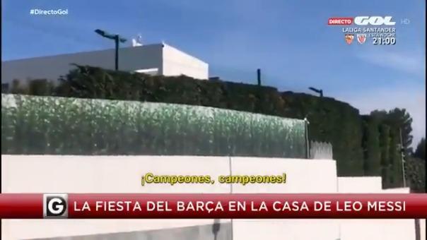 Casa de Lionel Messi