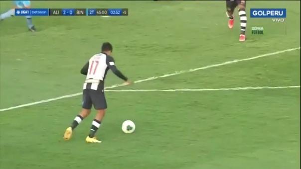 Gol de Jairo Concha