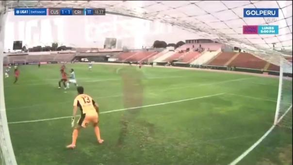 Sporting Cristal vs Cusco FC: así fue el gol de Alfredo Ramúa