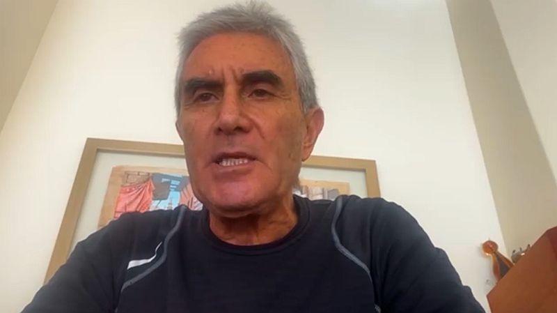 Juan Carlos Oblitas aseguró que no votará por Pedro Castillo.