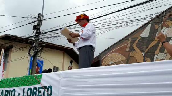 Pedro Castillo suscribió la Proclama Ciudadana-Juramento por la Democracia