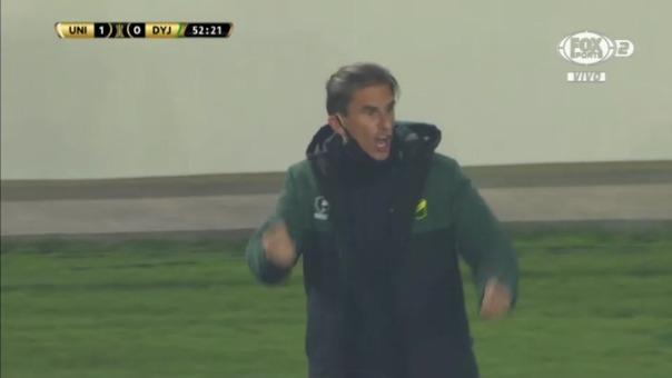 Universitario vs Defensa y Justicia: así fue el gol de Braian Romero