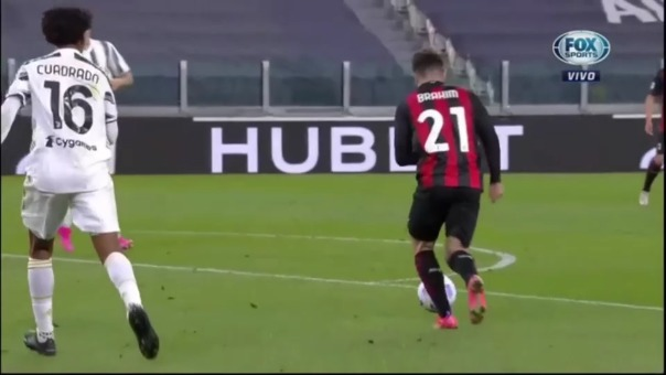 Juventus cayó 0-3 ante AC Milan en la fecha pasada de la Serie A