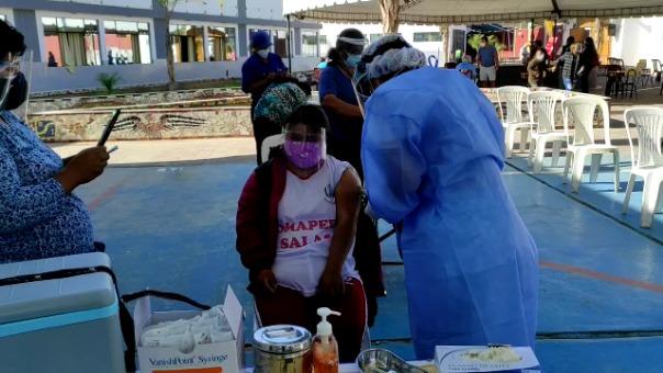 El Ministerio de Salud autorizó a las regiones a vacunar a las personas con síndrome de Down.