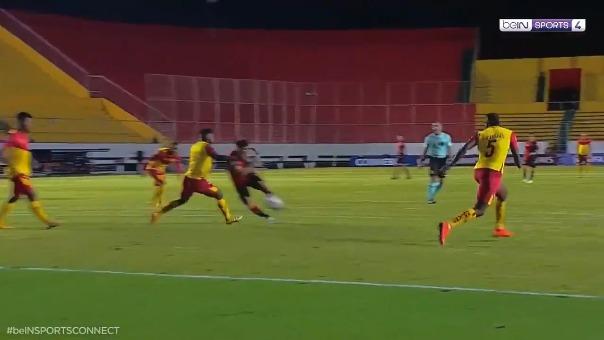 Bernardo Cuesta anotó el 1-0 de Melgar ante Aucas