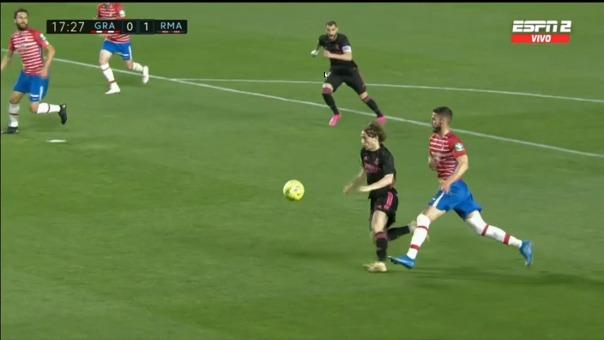 Gol de Luka Modric