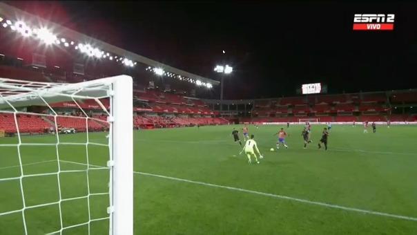 Granada se perdió el 4-2