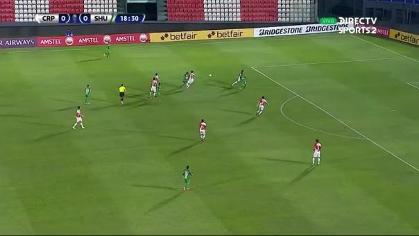 Sport Huancayo vs. River Plate de Paraguay