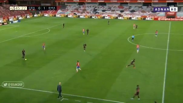 Gol de Rodrygo