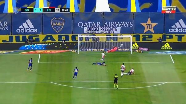 Gol de Carlos Tévez