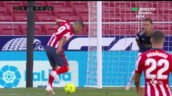 Atlético de Madrid vs. Osasuna