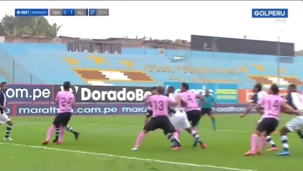 Alianza Lima vs. Sport Boys: así fue el gol de Arley Rodríguez